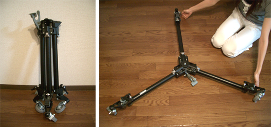 Manfrotto Dolly 181B