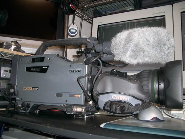 SONY HDW-750
